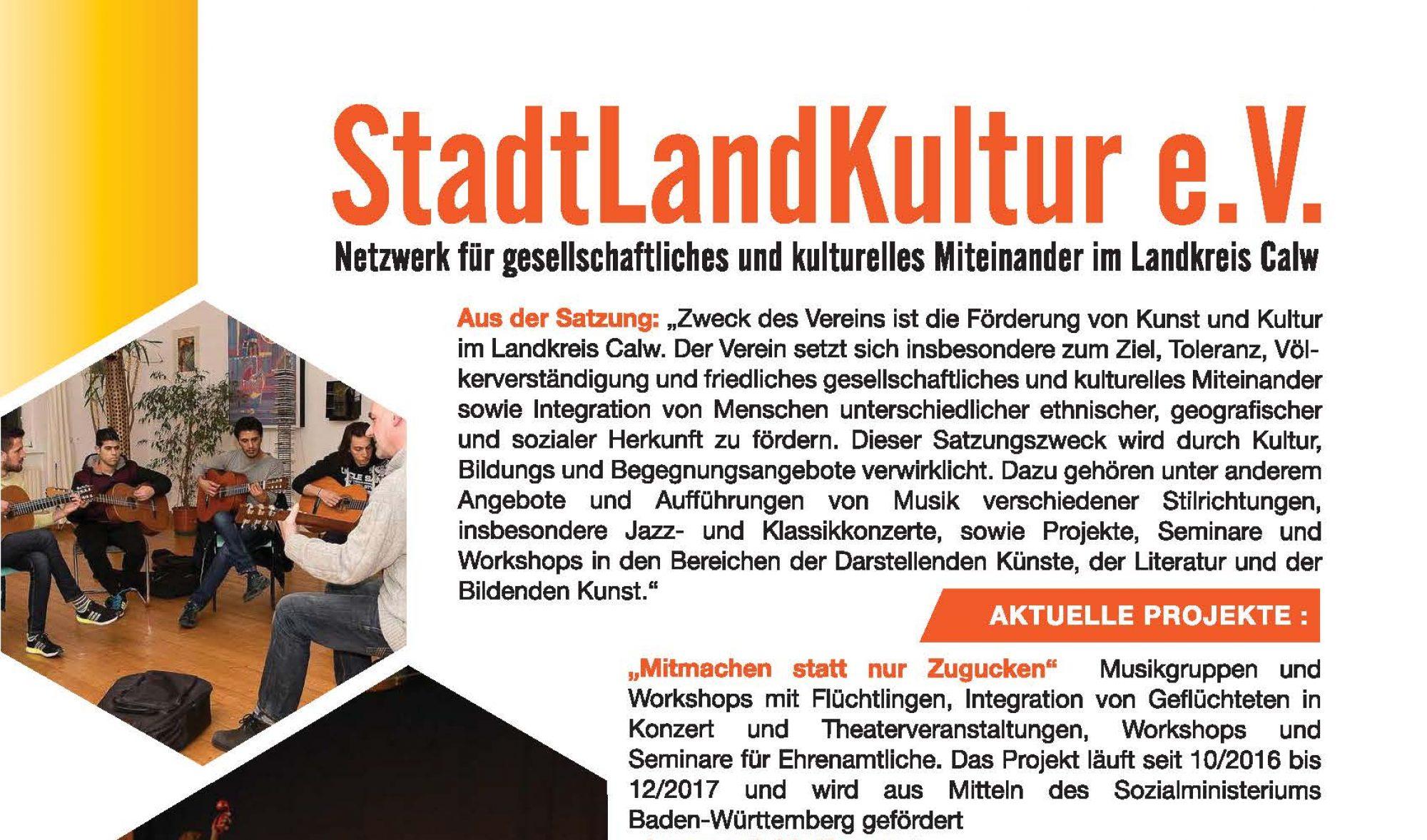 StadtLandKultur e.V.